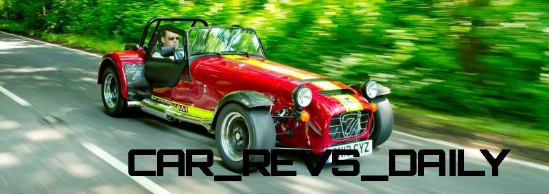 Caterham Coming to America!  620R to be sold by Superformance (Without An Engine...) 3
