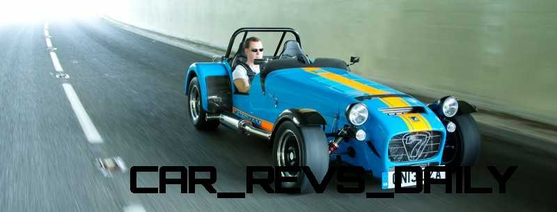 Caterham Coming to America!  620R to be sold by Superformance (Without An Engine...) 32