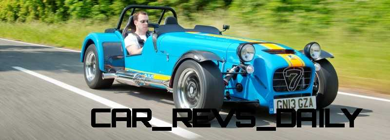 Caterham Coming to America!  620R to be sold by Superformance (Without An Engine...) 34