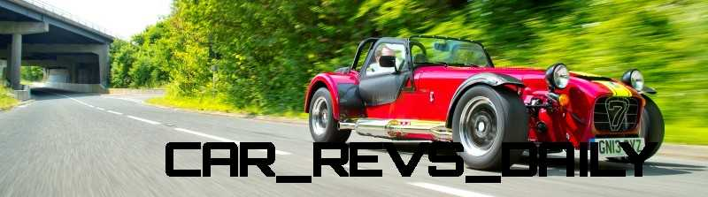 Caterham Coming to America!  620R to be sold by Superformance (Without An Engine...) 35