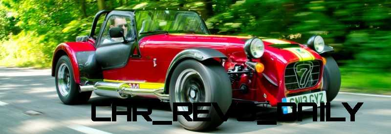 Caterham Coming to America!  620R to be sold by Superformance (Without An Engine...) 4