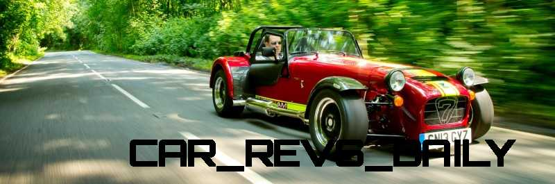Caterham Coming to America!  620R to be sold by Superformance (Without An Engine...) 5