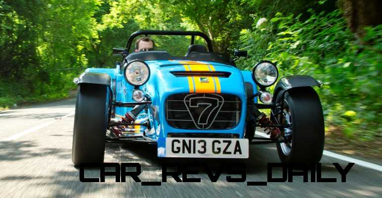 Caterham Coming to America!  620R to be sold by Superformance (Without An Engine...) 7
