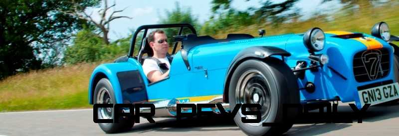 Caterham Coming to America!  620R to be sold by Superformance (Without An Engine...) 9