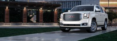 Color Visualizer for the 2015 GMC Yukon Denali - Summit White 1