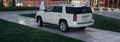 Color Visualizer for the 2015 GMC Yukon Denali - Summit White 13