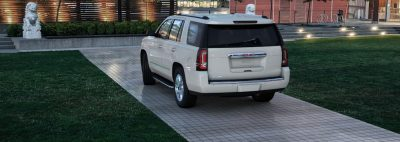 Color Visualizer for the 2015 GMC Yukon Denali - Summit White 15