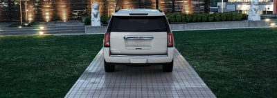 Color Visualizer for the 2015 GMC Yukon Denali - Summit White 17