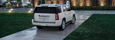 Color Visualizer for the 2015 GMC Yukon Denali - Summit White 19
