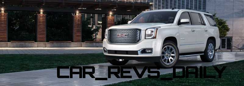 Color Visualizer for the 2015 GMC Yukon Denali - Summit White 2