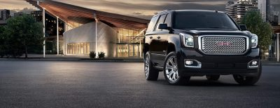 Color Visualizer for the 2015 GMC Yukon Denali - Summit White 21