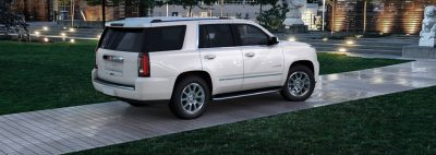 Color Visualizer for the 2015 GMC Yukon Denali - Summit White 23