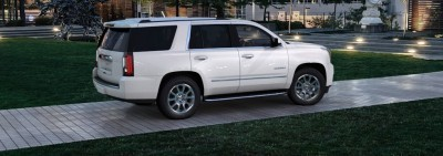 Color Visualizer for the 2015 GMC Yukon Denali - Summit White 24
