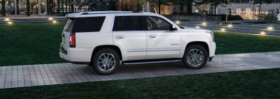 Color Visualizer for the 2015 GMC Yukon Denali - Summit White 25