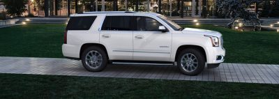 Color Visualizer for the 2015 GMC Yukon Denali - Summit White 28