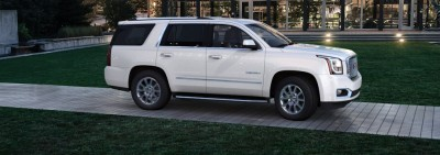 Color Visualizer for the 2015 GMC Yukon Denali - Summit White 29