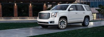 Color Visualizer for the 2015 GMC Yukon Denali - Summit White 3