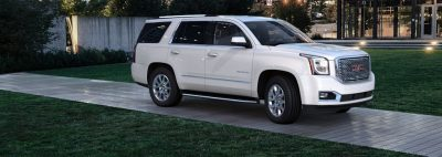 Color Visualizer for the 2015 GMC Yukon Denali - Summit White 31