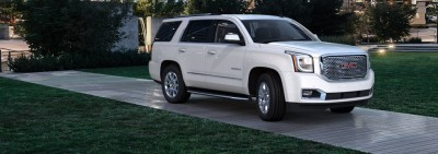 Color Visualizer for the 2015 GMC Yukon Denali - Summit White 32