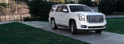 Color Visualizer for the 2015 GMC Yukon Denali - Summit White 33