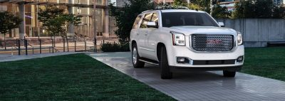 Color Visualizer for the 2015 GMC Yukon Denali - Summit White 34