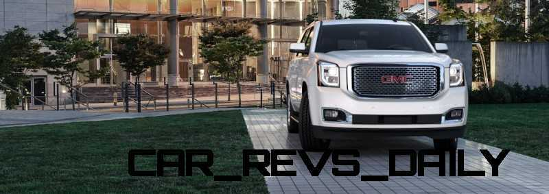 Color Visualizer for the 2015 GMC Yukon Denali - Summit White 35