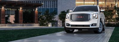 Color Visualizer for the 2015 GMC Yukon Denali - Summit White 37