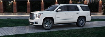 Color Visualizer for the 2015 GMC Yukon Denali - Summit White 5