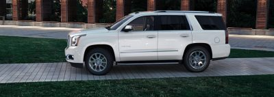 Color Visualizer for the 2015 GMC Yukon Denali - Summit White 7