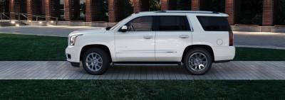 Color Visualizer for the 2015 GMC Yukon Denali - Summit White 8