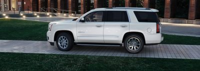 Color Visualizer for the 2015 GMC Yukon Denali - Summit White 9