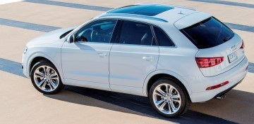 Audi Q3 Looking Classy + Packing Standard 200HP Turbo for U.S. Sales From August 2014