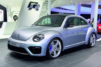 Volkswagen Messestand, 64