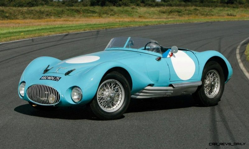 HD Video - 1953 Gordini 24S Blasts Around Its Favorite Tracks Before RM Auctions Paris Sale 1