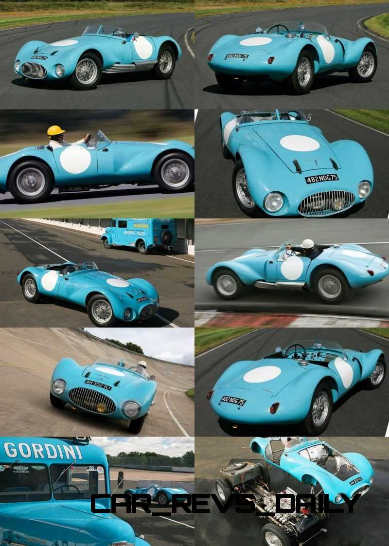 HD Video - 1953 Gordini 24S Blasts Around Its Favorite Tracks Before RM Auctions Paris Sale 1-tile