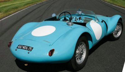 HD Video - 1953 Gordini 24S Blasts Around Its Favorite Tracks Before RM Auctions Paris Sale 18