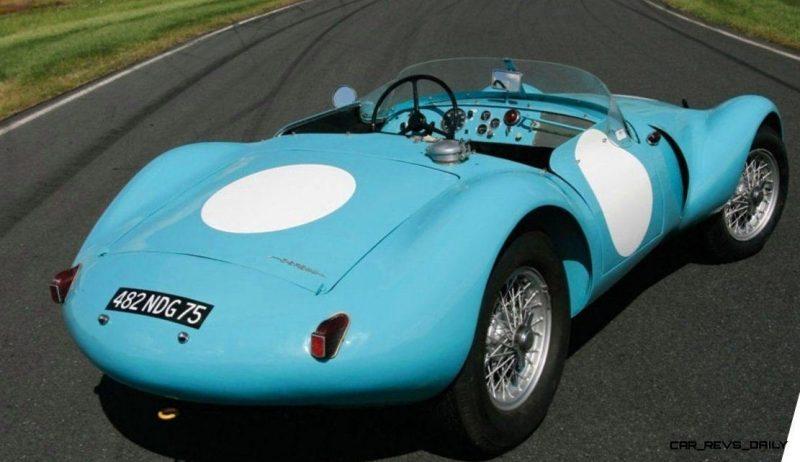 HD Video - 1953 Gordini 24S Blasts Around Its Favorite Tracks Before RM Auctions Paris Sale 18