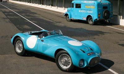 HD Video - 1953 Gordini 24S Blasts Around Its Favorite Tracks Before RM Auctions Paris Sale 19
