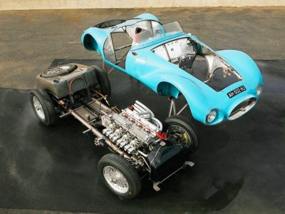 HD Video - 1953 Gordini 24S Blasts Around Its Favorite Tracks Before RM Auctions Paris Sale 21
