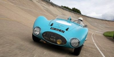 HD Video - 1953 Gordini 24S Blasts Around Its Favorite Tracks Before RM Auctions Paris Sale 22