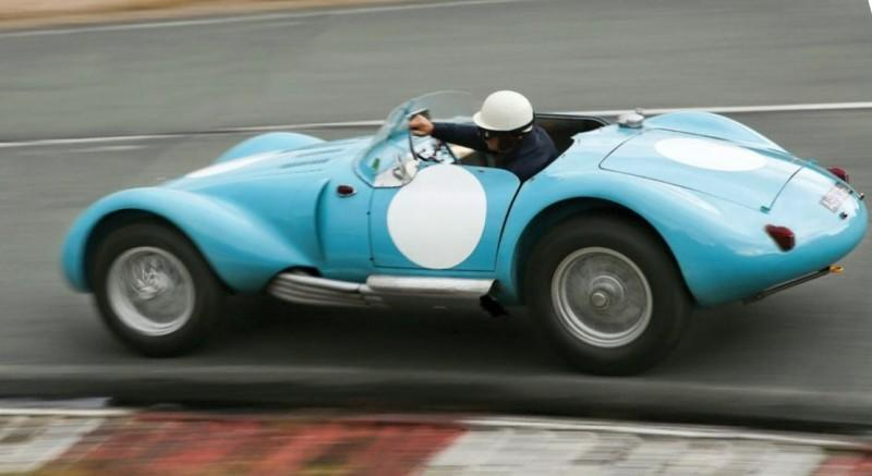 HD Video - 1953 Gordini 24S Blasts Around Its Favorite Tracks Before RM Auctions Paris Sale 23