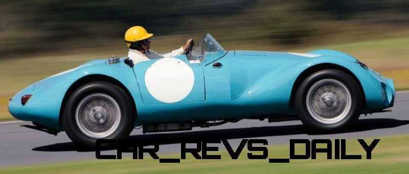 HD Video - 1953 Gordini 24S Blasts Around Its Favorite Tracks Before RM Auctions Paris Sale 6