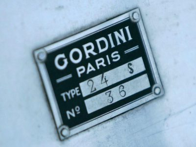 HD Video - 1953 Gordini 24S Blasts Around Its Favorite Tracks Before RM Auctions Paris Sale 8