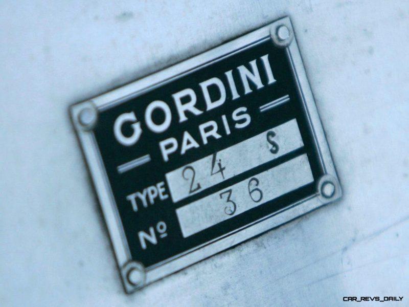 HD Video - 1953 Gordini 24S Blasts Around Its Favorite Tracks Before RM Auctions Paris Sale 8