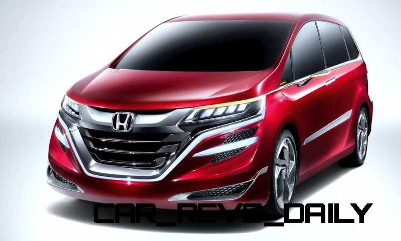 Honda Jade and Concept M from Shanghai 2013 Likely No-Shows in Detroit 2