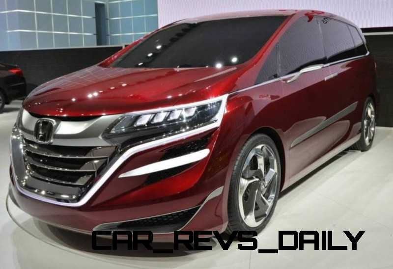 Honda Jade And Concept M From Shanghai 2013 Likely No Shows In