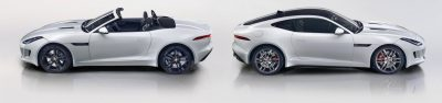 Jaguar Makes a WINNER! 2015 F-type Coupe Debuts Three Gorgeous Flavors, Pricing, Up to 550 HP!12