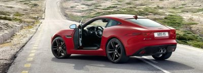 Jaguar Makes a WINNER! 2015 F-type Coupe Debuts Three Gorgeous Flavors, Pricing, Up to 550 HP!14