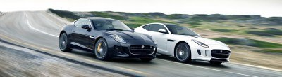 Jaguar Makes a WINNER!  2015 F-type Coupe Debuts Three Gorgeous Flavors, Pricing, Up to 550 HP!2