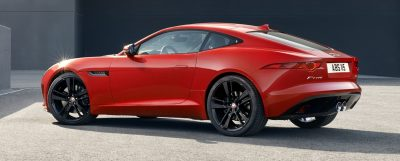 Jaguar Makes a WINNER!  2015 F-type Coupe Debuts Three Gorgeous Flavors, Pricing, Up to 550 HP!3